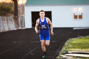 WCHS Track - Springfield, KY